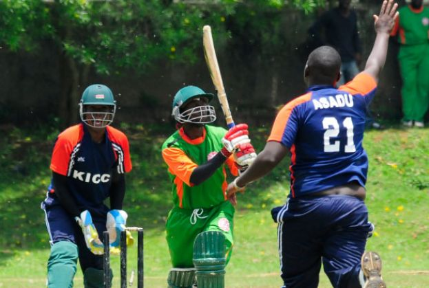 KICC make maiden T20 quarterfinals