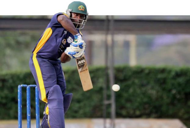 Kyobe steadied the Sikh Union ship with a solid knock of 31 and fell with just six runs required for victory at Nairobi Gymkhana Oval on Saturday afternoon. COURTESY PHOTO
